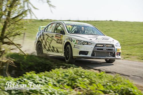 34. Rallye de Wallonie 2017