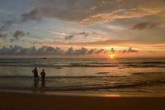 DSC_0362 (Tartarin2009 (ion/off)) Tags: sunset bentota beach seaside srilanka nikon d600 travel
