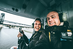 Brothers (Tim RT) Tags: tim rt brother flo family lought travel helicopter flight fly together crazy love people door flynyon heli awesome beautiful pleasure happy happines fuji fujifilm xt xt2 xf1024mm gopro new york city usa america newjersey jersey river hyperbeast visual flick flickr inspired