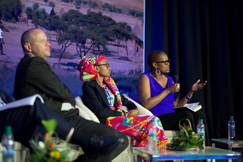 Wanjira Mathai. Director, Partnership on Women's Entrepreneurship in Renewables (wPOWER) Hub at the Wangari Maathai Institute