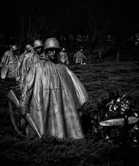 Korean War Memorial (Michael Waterman) Tags: thechallengegroupgame challengegamewinner
