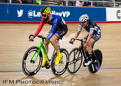 SCCU Good Friday Meeting 2017, Lee Valley VeloPark, London (IFM Photographic) Tags: img7133a canon 600d sigma70200mmf28exdgoshsm sigma70200mm sigma 70200mm f28 ex dg os hsm leevalleyvelopark leevalleyvelodrome londonvelopark olympicvelodrome velodrome leyton stratford londonboroughofwalthamforest walthamforest london queenelizabethiiolympicpark hopkinsarchitects grantassociates sccugoodfridaymeeting southerncountiescyclingunion sccu goodfridaymeeting2017 cycling bike racing bicycle trackcycling cycleracing race goodfriday