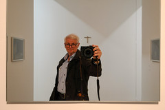 Museum Ludwig, Köln (Werner Schnell Images (2.stream)) Tags: ws gerhard richter spiegel kreuz museum ludwig köln