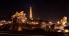 Paris aux milles étoiles - Pont Alexandre III - Paris 2017 (Un regard en photo - Pierre Photos) Tags: paris 2017 pont alexandre 3 iii night nuit trepied pose longue doré étoile étoiles france franckreich francia pierre photosh statue stair stairs