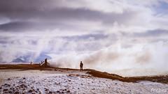 Hverir 1 (Crisbina) Tags: islanda reykjavík snow sea ocean neve ghiaccio ice panorama landscape natura nature fire fuoco acqua terra aria