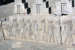 Found Photo - Iran - Persepolis - Archeological Site 17.tif (David Pirmann) Tags: iran ruins archeology persia persian unesco worldheritage xerxes parsa takhtejamshid achaemenid dpfoundphotoasia1976 persepolis