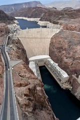 2017-04-20_09-52-55 (Thirsty Hrothgar) Tags: dam hoover lake hydroelectric mead largest gigantic arizona nevada border enormous colossal