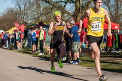 DSC_1385 (Adrian Royle) Tags: birmingham suttoncoldfield suttonpark sport athletics running racing action runners athletes erra roadrelays 2017 april roadracing nikon park blue sky path