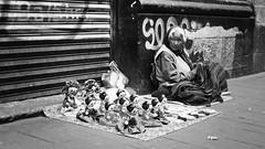 Título pendiente (gaquinog) Tags: indigena artesania muñeca vendimia pobreza banqueta marginación trabajo ambulante raices