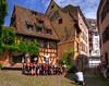 Lancés de chapeaux, Strasbourg (Co-jjack) Tags: strasbourg alsace hdrsingleraw hdrenfrancais chapeaux