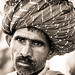 Man with the turban