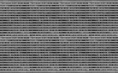 Bowties (Different≠Same) Tags: architecture conceptual blackandwhite mono photoshop grid