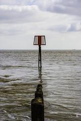 groyne 3 (thechymist) Tags: felixstowe groyne sea