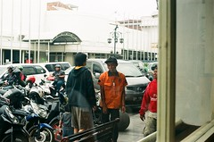 people (rndyrenaldy) Tags: fujicolorindustrial100 olympus olympusom1n om1n fujicolor industrial industrial100 bandung indonesia analogphotography analog