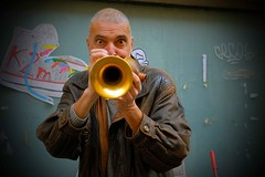 only trumpet (francesco del) Tags: fujix100s35mmfujifilm artenikoncanongcamerax100sfuji grosseto