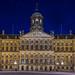 Royal Palace in Amsterdam (Emu Alim) Tags: netherlands nikond5 amsterdam royalpalace night nightphotography longexposure