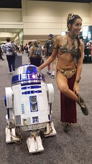 Star Wars Celebration Orlando 2017 (Michel Curi) Tags: starwars starwarscelebration starwarscelebrationorlando swco convention celebration darthvader r2d2 c3po lukeskywalker markhamill hansolo harrisonford princessleia carriefisher darkside theforceawakens rougueone lucasfilm theempirestrikesback battlefront bb8 droids cosplay fantasy collectables costumes tampabay slaveleia movies characters fiction artwork sciencefiction syfy jedi celebrities stormtroopers georgelucas tiefighter badrobot orangecounty orangecountyconventioncenter orlando florida lovefl easter internationaldrive gente people retratos portraits mujeres model women
