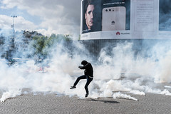 DSC07623.jpg (Reportages ici et ailleurs) Tags: frontnational lycéen paris macron election présidentielle élection seçim presidential manifestation contestation lepen