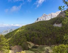 Alpi Apuane, Puntato (gianKE) Tags: alpiapuanepuntatofociomboli nature toscana sky cloud mountain montagna alpi cielo nuvole