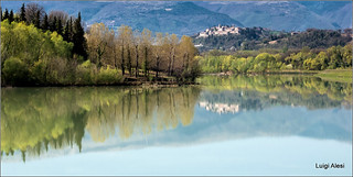 Tolentino - lago delle Grazie