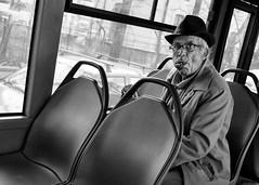 Untitled (Alex Cruceru) Tags: 2016 bw blackwhite bucharest bus candid city finepix food fujifilm light man mirrorless moments mono monochrome romania silent story stradal street streetphotography streettogs urban x100s