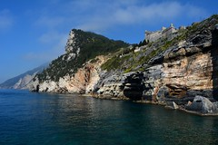 Porto Venere - grotta Byron (kyry2010) Tags: porto venere grotta byron liguria italia italy landscape mare sea paesaggio panorama