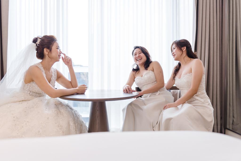 婚攝大嘴-台北萬豪酒店婚宴攝影 (1)