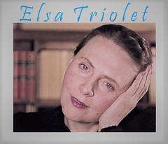 Elsa Triolet : Les principales œuvres (poesieducoeur) Tags: elsa triolet les principales œuvres poèmes poésie damour