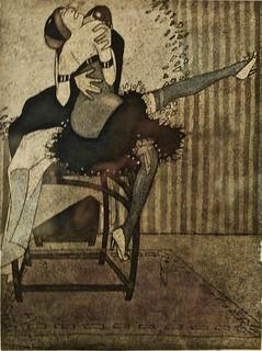 Untitled (c.1913-1915) - José de Almada Negreiros (1893- 1970)