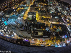 GOPR1807 (felix_shots) Tags: grue crane climb monteral mtl quebec canada climbing insane view street streetview sky rooftop city light night glow shot extreme