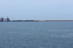 IMG_1182_1 (Pablo Alvarez Corredera) Tags: xixon gijon mar orilla puerto rocas roca zul azules cielo