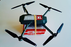 Drone Delivery (www.routexl.com) Tags: drone uav aerialvehicle logistics transport lastmile parcel package box delivery deliveries innovation airborn