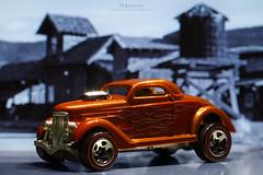 "HotWheels Classics ""NEET STREETER"" (koziro) Tags: hotwheels classics neet streeter minicar ホットウィール ミニカー クラシックス"