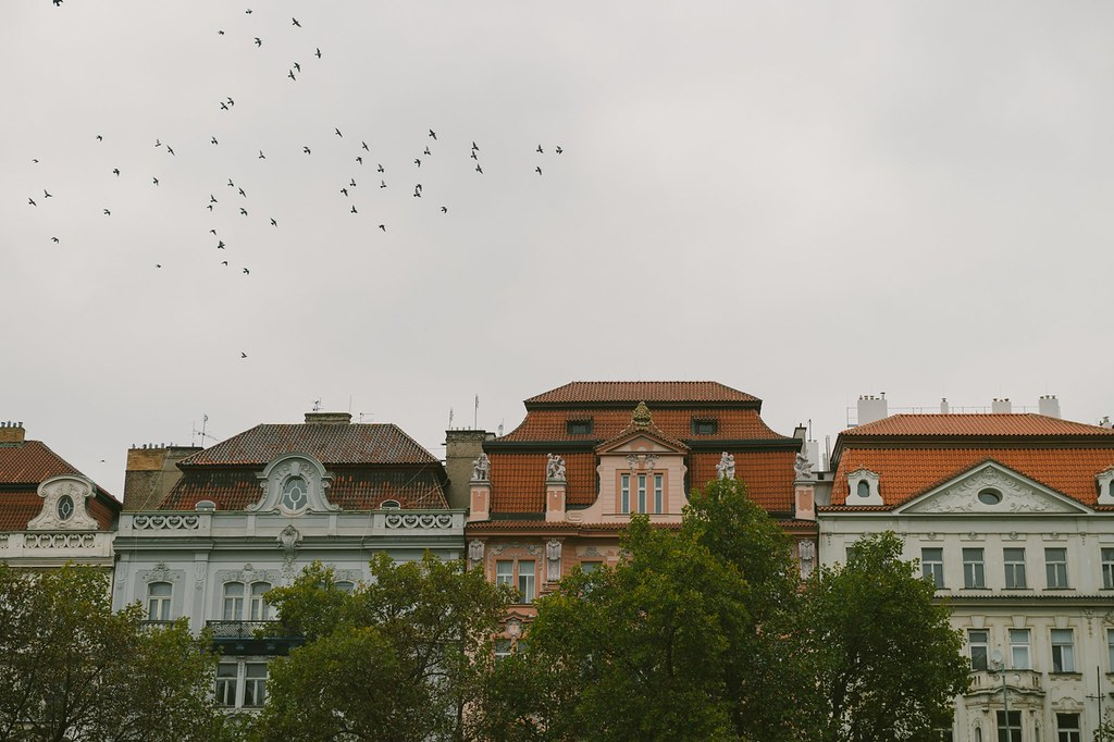 【影像札記】Prague / Praha 布拉格
