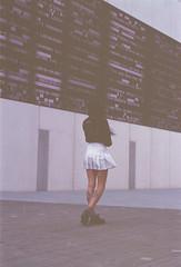 Sharni (Cameron Oates [IG: ccameronoates]) Tags: film 35mm photography street wear style streetwear streetstyle graffiti building skyline urban architecture sunset nature art puppy puppies dog dogs yeezy boost 350 adidas originals rick owens nike sportswear sir max airmax air 97 pseushi