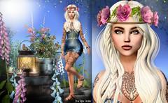 Fiorella (Pau*Rubi Dexler*) Tags: sl secondlife altamura moniquehead meshheadbento kc blog virtualdiva posefair2017 shape british monique bento meshhead meshbody fashion futureavatar
