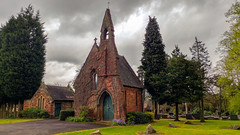 Old (Edward_98125) Tags: church building old new grass trees cannon phone lg