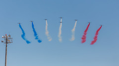 Patrouille de France-9 (4myrrh1) Tags: patrouilledefrance french aerobatic flying flight flightdemonstrationsquadron flightdemonstrationteam military maxwell afb al alabama 2017 aircraft airplane aviation airshow airplanes airport airforce canon 6d ef70300l