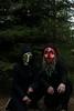 aprill 15, 2017-DSC_9338 (Tanel Aavistu) Tags: masks scary mask brutalmasks africanmasks africamask cool people forest estonia d3300 nikon