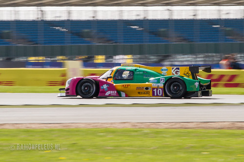 FIA WEC & ELMS Silverstone 2017