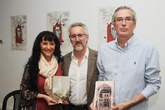 Susi Bonilla, Sergio Barcé i Mauro Guillén 30/04/2017