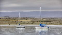 Lago Los Molinos (sacculloruben) Tags: lago lake landscape ocasos paz paisajes