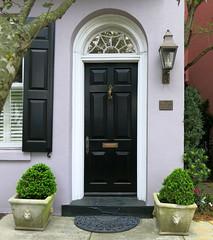 71 East Bay Street (1900), Charleston, SC (Spencer Means) Tags: dwwg charleston sc arch southcarolina eastbay street door doorway fanlight window 71 south below broad