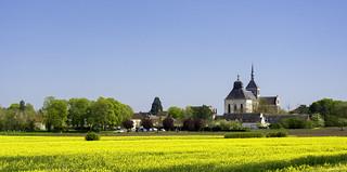 Saint Benoit sur Loire
