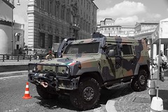 Esercito Italiano 'Strade Sicure' Rome Iveco Lynx (Boss-19) Tags: esercito italiano | operazione strade sicure operation safe streets piazza del santuffizio città vaticano rome lazio italia italy veicolo tattico leggero multiruolo vtlm lightweeight tactical multi purpose vehicle lmv iveco m65 lynx armored car lince kamaziveco b© boss19 unauthorised use this image is strictly prohibited b a hrefhttpstwittercombossemergency relnofollowtweets by bossemergencya