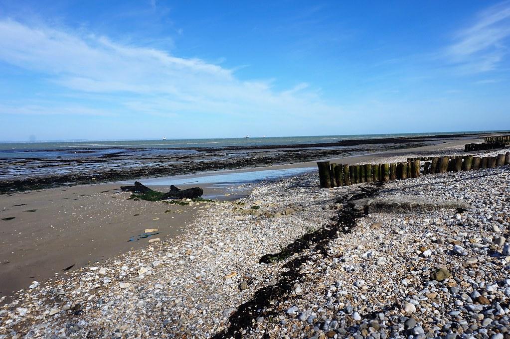 Beach at Bembridge 2