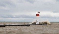 Port Dover Wind Storm (a56jewell) Tags: a56jewell portdover aprilspring