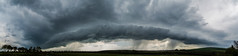 Approaching Shelf Cloud (intrazome) Tags: england sky cloud storm nature beautiful weather nikon cornwall thunderstorm lightning thunder cloudscape cloudporn meteorology shelfcloud sigma1770 d5100