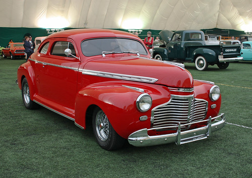 1941 Chevrolet Special Deluxe Business Coupe (1 of 7)