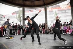 Fte de la danse @ Place Georges Python, Fribourg Suisse, 04.05.2013 (STEMUTZ.COM Hotness in pHOTography) Tags: dance danse tanz fribourg freiburg mg2 touchme 2013 tanzfest placepython ftedeladanse stemutzphoto evasherbetjian marianevado mlaniegobet